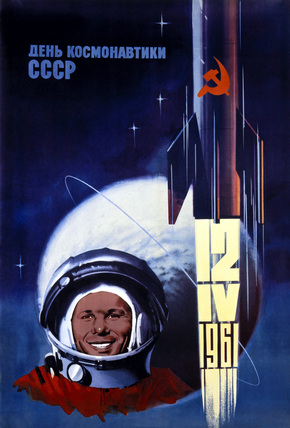 Cosonauts Day 1961